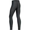 GORE RUNNING WEAR AIR Miehet Juoksuhousut WS Tights , musta